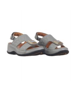 Quilted Calfskin Leather Kids Sandals